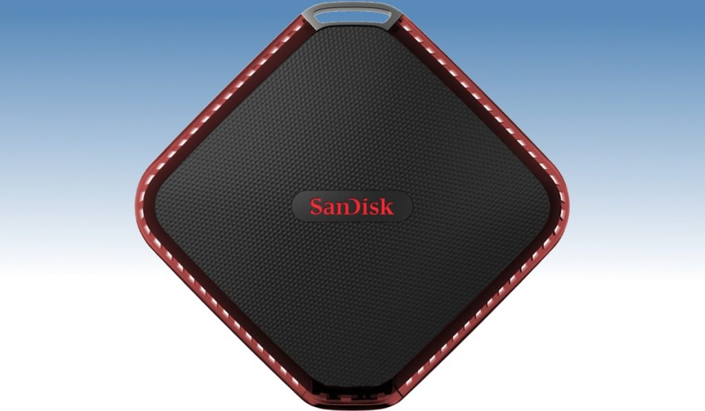 SanDisk Extreme 510 Portable SSD 480GB
