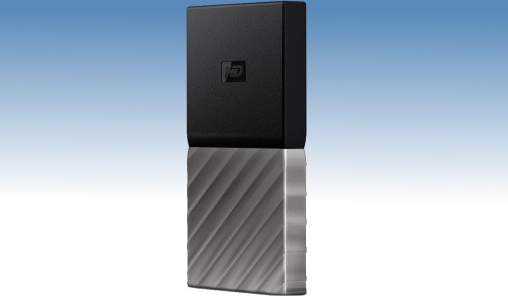 512 GB Western Digital My Passport SSD