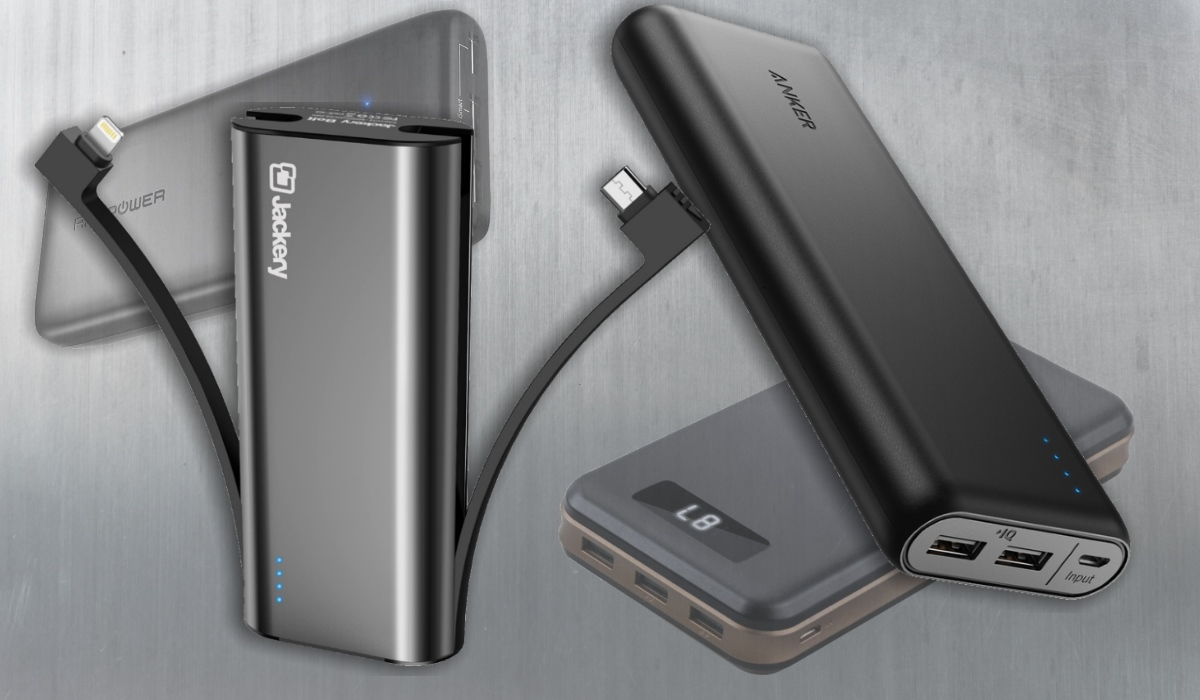 Best Power Bank For Tablets And Phones 2018