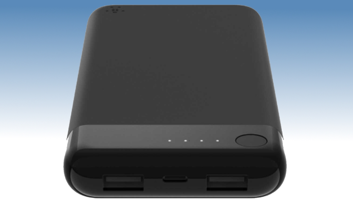 Belkin Launches 10K mAh Power Bank With Lightning Connector