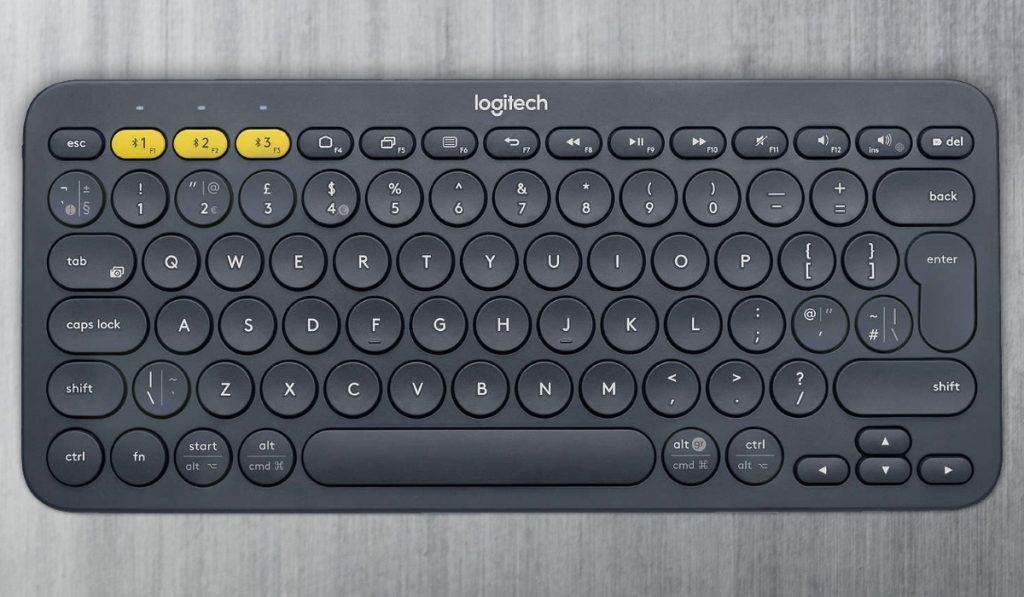Logitech K380 Multi Device Keyboard