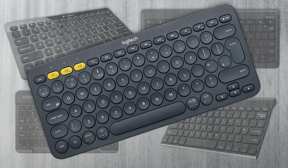 Best Wireless Portable Keyboard 2018