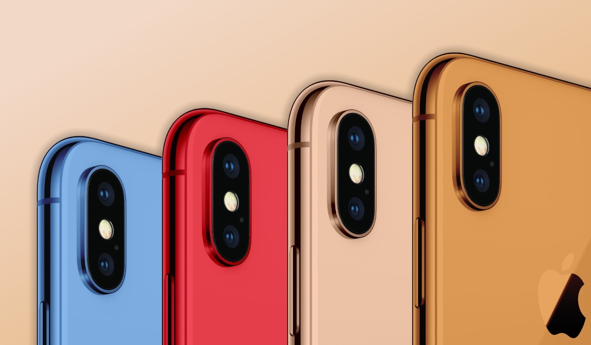 Apple Might Launch 2018 New iPhones In Brand New Colors