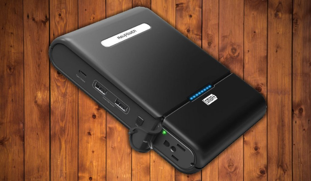 Ravpower AC Outlet 27000mAh Power Bank