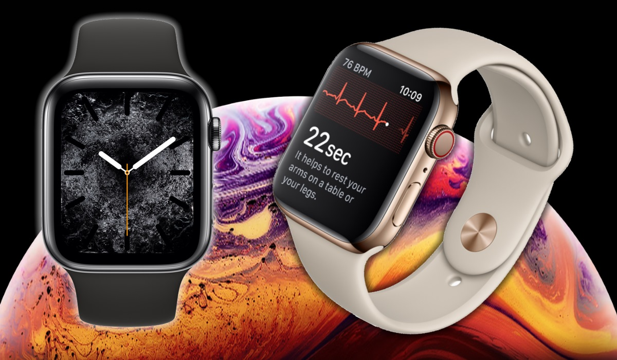 Apple Launches New Watch Series 4: Bigger Screen, More Features!