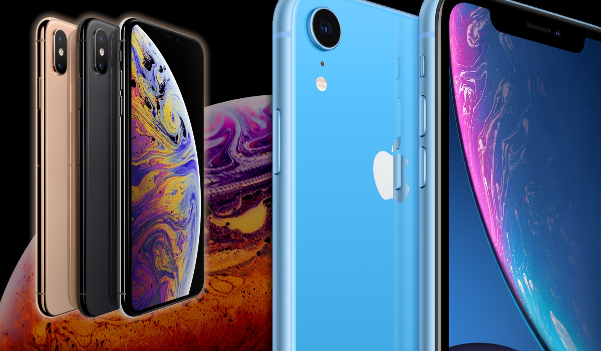 Apple Launches New Smartphones Line-Up For 2018: The iPhone XR, iPhone XS, iPhone XS Max!
