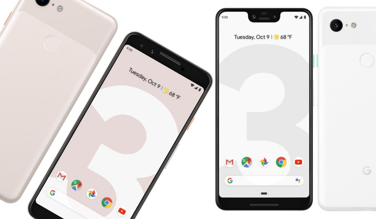Google Announces Pixel 3 And Pixel 3 XL, And The Notch Is There…