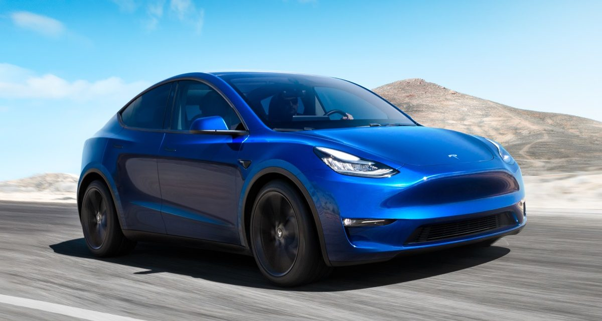 Tesla Launches Model Y, The S3XY Line Is Complete